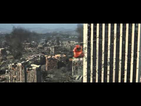 加州大地震 - 首波預告