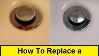 How to fix a clogged bathroom sink drain waste pipe for How to fix clogged bathroom sink