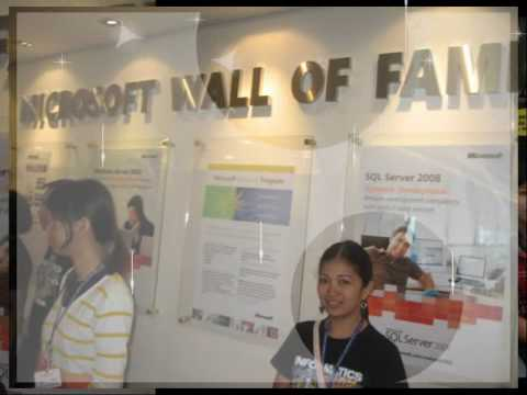 marlie and informatics raintree mall family on tour 2009 at singapore and malaysia