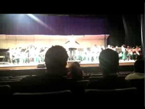 Blanche Ely High School Symphonic Band - Purple Carnival