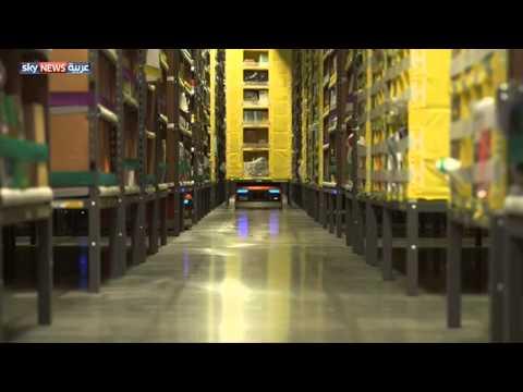 """أمازون """"تجند"""" 15 ألف روبوت"""