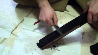 Leather Strop Maintenance