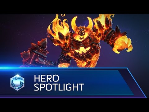 Ragnaros Spotlight – Heroes of the Storm