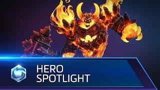 Ragnaros Spotlight – Heroes of the Storm