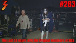 Ep. 263 The Last 24 Hours of the Original KISS, PLUS Exclusive Video Footage