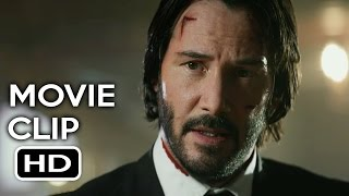 John Wick: Chapter 2 Movie Clip - Get This Man a Gun (2017) Keanu Reeves Action Movie HD