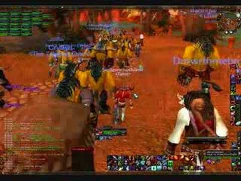 Proudmoore Gay Pride March