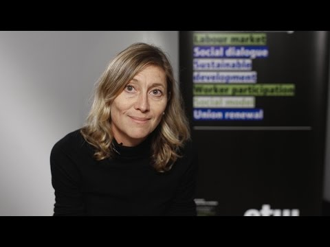 Interview Sandrine Cazes, Senior Economist, OECD, 25.09.14