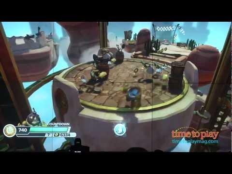 Skylanders Swap Force Launch