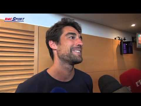 Tennis / Roland Garros / Chardy attend Djokovic - 25/05