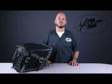 SD4059 Motorcycle Saddlebags Review at Jafrum.com