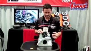 ATI Jesel Belt Drive LS Cam Trigger Bracket - New Product at SEMA 2015