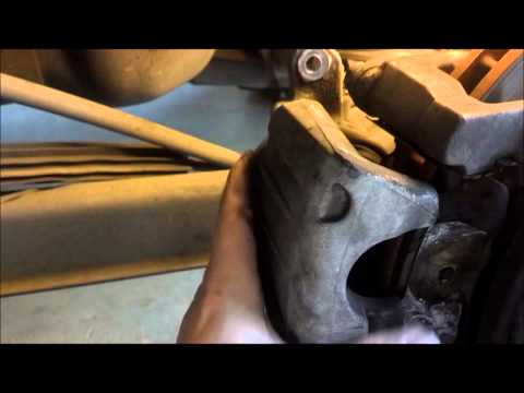 GMC Denali Brake Pads Removal and Installation