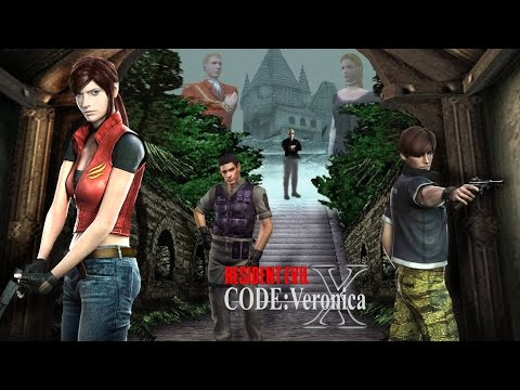 Resident Evil : Code Veronica X para Android (HD)