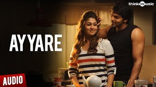 Ayyare - Ayyare Official Full Song - Raja Rani | Telugu
