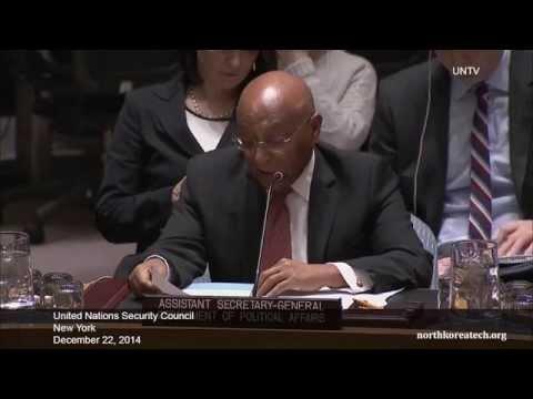 UN Security Council on North Korean human rights (original audio)
