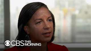 "Susan Rice on Benghazi, motherhood, and new book ""Tough Love"""