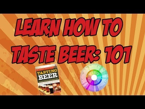 Learning How To Taste Beer: 101   Beer Geek Nation Craft Beer Reviews