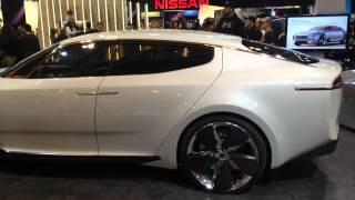 2013 Kia GT Concept SuperCar   YouTube 720p