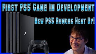 First PS5 Game In Development! Huge New PlayStation 5 Rumors & Info!