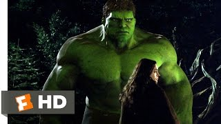 Hulk (2003) - Hulk vs. Hulk Dogs Scene (4/10) | Movieclips