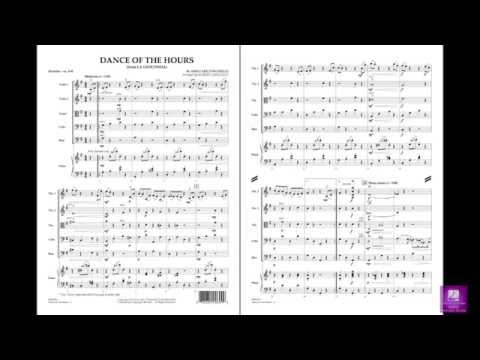 Dance of the Hours by Ponchielli/arr. Longfield