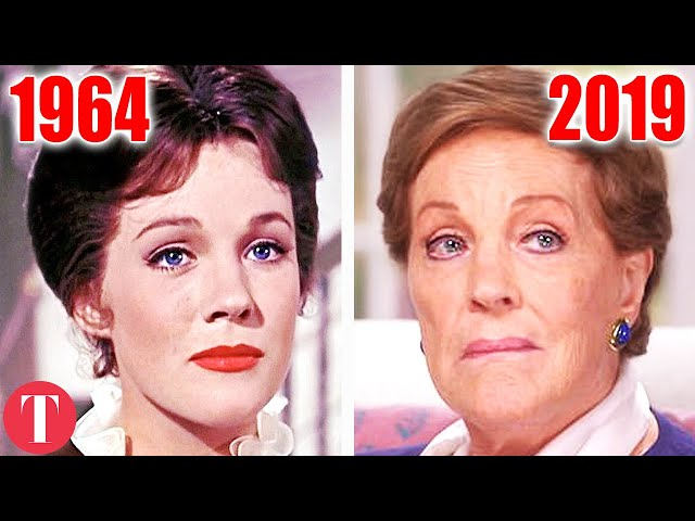 The Sad Truth Of How Julie Andrews Struggled In Hollywood thumbnail