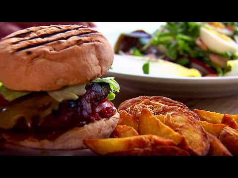 Does Fast Food Make You Fat? - Secrets of Everything - Brit Lab - BBC