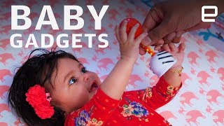 Must-have baby gadgets for new parents