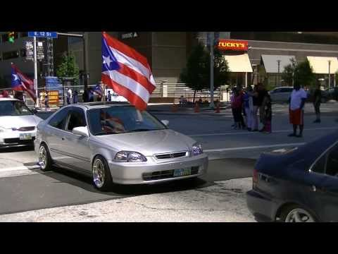 Cool cars at Cleveland Puerto Rican Parade -- Part 3