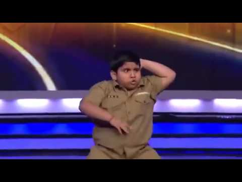 Indian Kid Knows how to Dance!!! Check it out