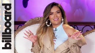 Karol G Talks Collaborating with Nicki Minaj On New Single 'Tusa' | Billboard