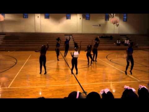 Elite Scholars Academy Dance Team 2013