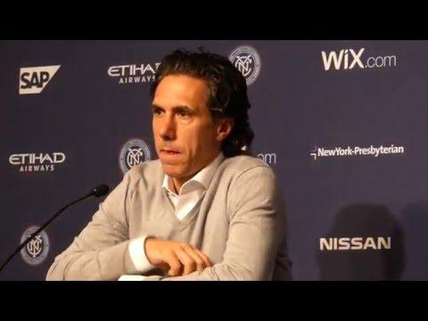 Mauro Biello- Montreal Impact FC Post-Match Press Conference 4/27/16