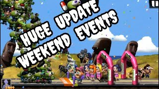 Zombie Tsunami: Huge Update Weekend Event Mission Eat 80 Civilians Reward 300 Diamonds !