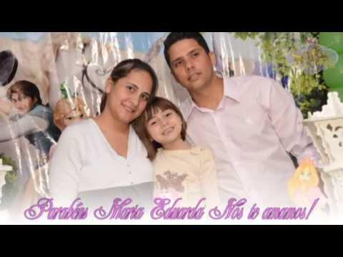 Video Vida Maria Eduarda 7 Anos- Tema Princesa Sofia