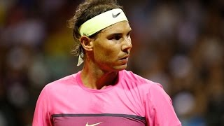 Funny video: Rafael Nadal's superstitions / rituals