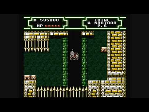 DuckTales 2 (NES) - Part 6: Basement