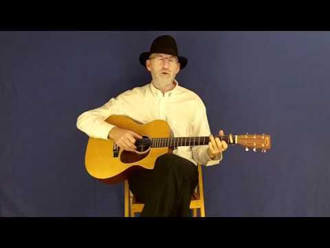 Jim Bruce Blues Guitar - Robert Johnson - Four til Late