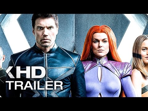Marvel's INHUMANS Teaser Trailer (2017)