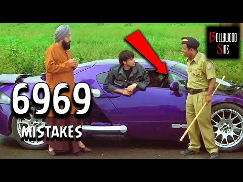 [PWW] Plenty Wrong With Taarzan (6969 Mistakes Tarzan) The Wonder Car Full Movie | Bollywood Sins 33 thumbnail