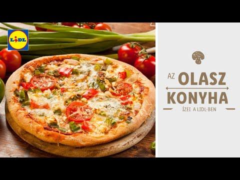 Olasz ízek hete 02.24-től | Lidl