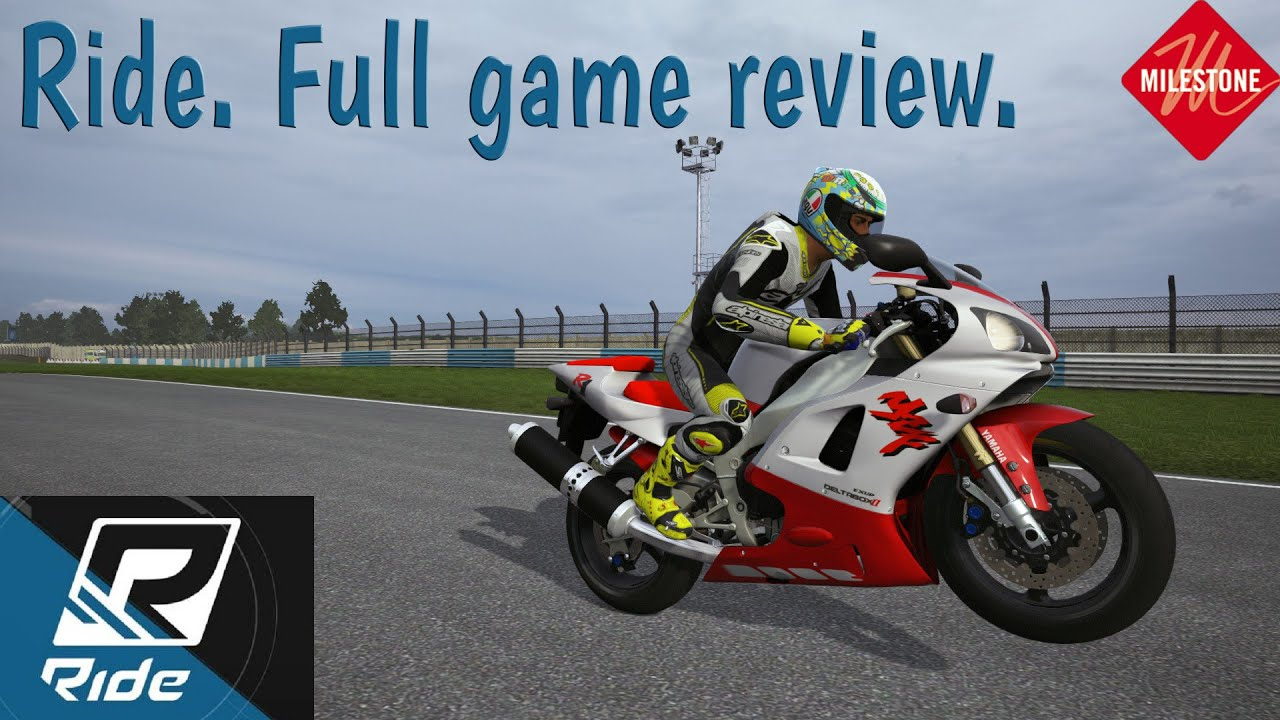 Ride Game Wallpaper Ride Game by Milestone