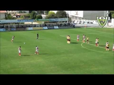 Tondela 1-0 Leixões (Taça da Liga)