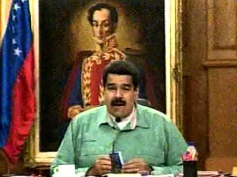 Lo que dijo el presidente Maduro sobre Leopoldo López