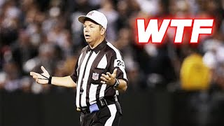 """NFL """"WTF?"""" Moments"""