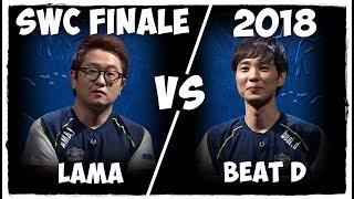 SWC Finale 2018 | Beat.D vs LAMA | Daky vs Spider #vioprocs