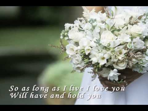 Beautiful In White - Shane Filan (with Lyric) video