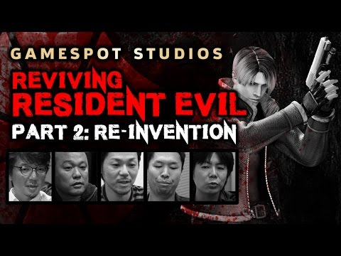 Reviving Resident Evil Part 2: RE-invention