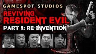 Reviving Resident Evil Part 2: RE-invention